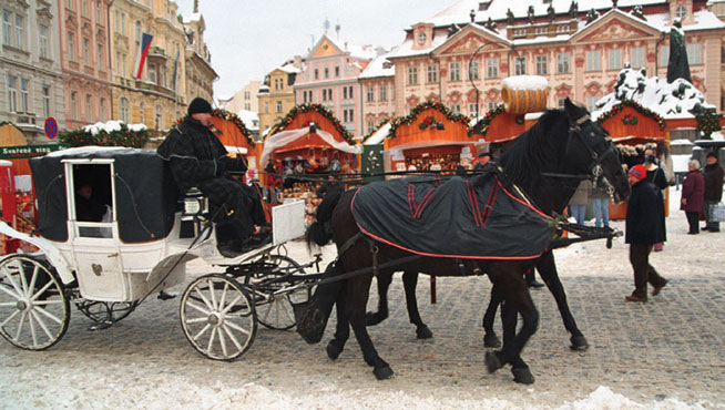 Registration Open: Tour Christmas Markets of Budapest, Vienna and Prague