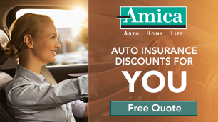 Count on Amica to protect your car, home and loved ones